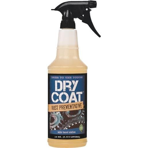 Workshop Hero Dry Coat Rust (Red) Prevention WH003172 Unit: Pint