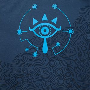 Breath of the Wild Pullover Hoodie Additional Image