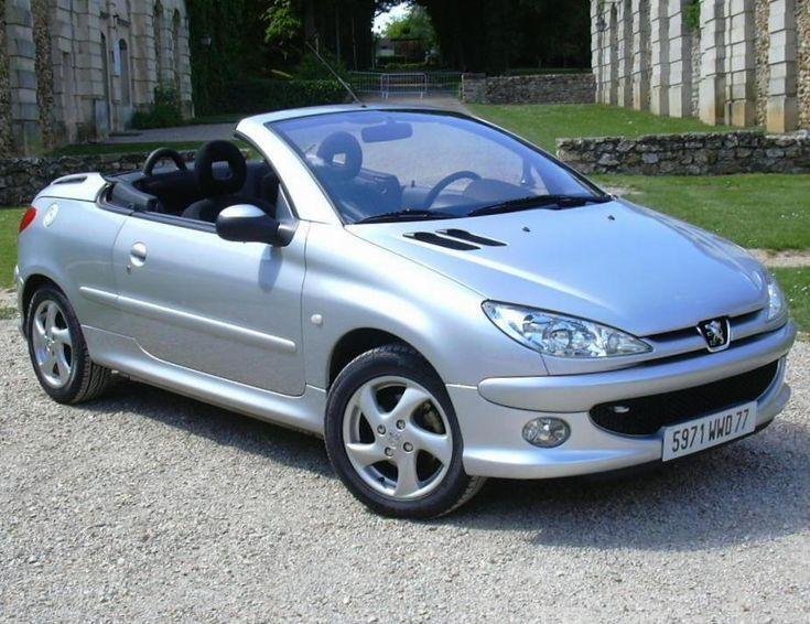 Peugeot 206 CC sale - http://autotras.com