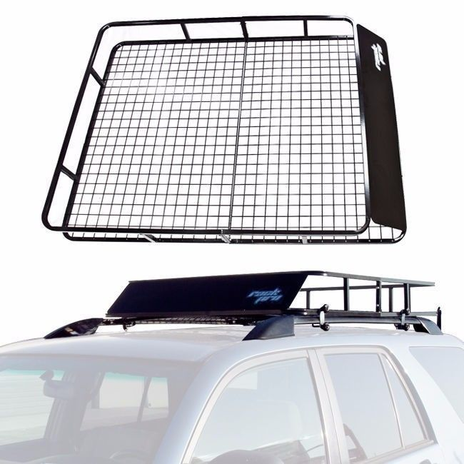 Roof Rack Cargo Car Top Luge Carrier Basket Large Universal 47 X40 Travel