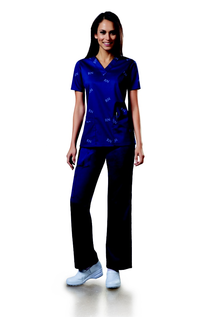 Cherokee Workwear introduces I.D. Scrubs. Brought to Cherokee by RN Stacey Tatroe, ID Scrubs distinguishes RN as nursing professionals and camaraderies among co-workers. I.D. Scrubs are made from a unique blend of high-tech stretch, soft cotton and easy care poly called Core Stretch.  #Cherokee #scrubs #nursesweek2013 #ScrubsMagGiveaway