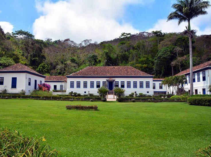 Fazendas Históricas Vassouras Mara Palace Hotel em Vassouras RJ