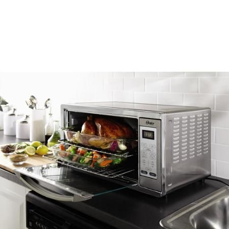 OSTER TSSTTVXXLL Extra-Large Convection Technology Countertop Oven ...