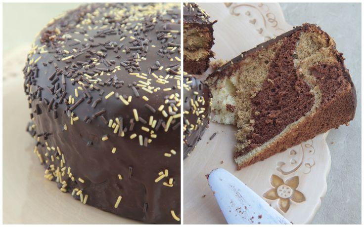 Si vous aimez les beaux et bons gâteaux celui-ci va vous plaire. J'ai déniché cette recette sur le très joli blog Amuses bouche. Pour ma part je dois avouer que les calculs de poids de pâte et la vaisselle qui s'accumule ça a toujours le don de me passer...