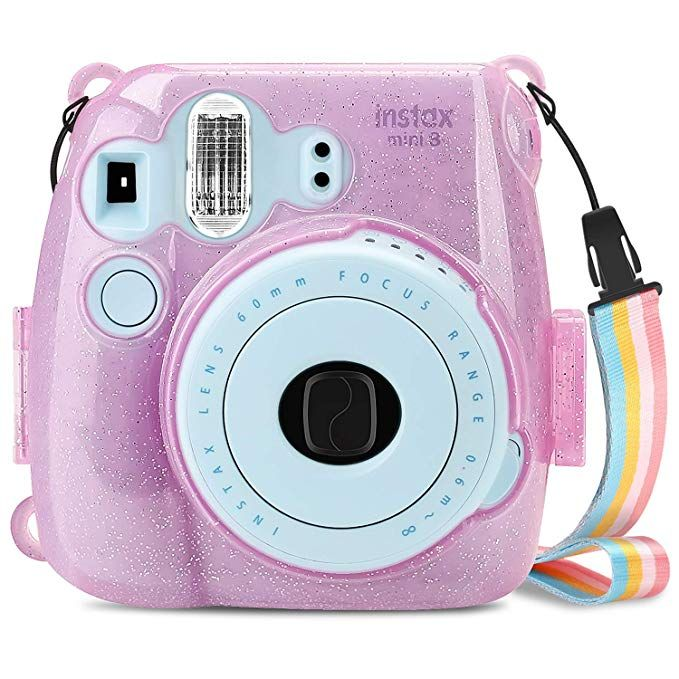 Fintie Protective Clear Case For Fujifilm Instax Mini 8 Mini 8