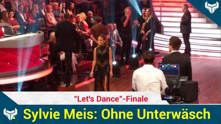 """Es geht heiß her beim Let's Dance-Finale in Köln! Doch neben den drei Finalisten  Vanessa Mai (25) Angelina Kirsch (28) und Gil Ofarim (34)  sorgt heute Abend vor allem Moderatorin Sylvie Meis (39) für eine extra Portion Sexappeal! Promiflash ist vor Ort und erfährt von der Holländerin selbst dass sie heute ohne Unterwäsche durch die Sendung moderieren wird.   Source: http://ift.tt/2raNPqH  Subscribe: http://ift.tt/2saz4UW Meis: Ohne Unterwäsche im """"Let's Dance""""-Finale"""