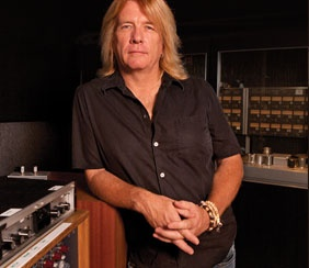 From Wikipedia: Robert Jens Rock, (born 19 April 1954 in Winnipeg, Manitoba), is a Canadian musician, sound engineer, and record producer best known for producing bands such as Aerosmith, The Cult, Bon Jovi, Mötley Crüe, 311, Metallica, Our Lady Peace, The Offspring and most recently Bush.