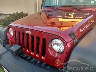 Foto 2012 Jeep Wrangler 3.8 Rubicon Auto 4WD