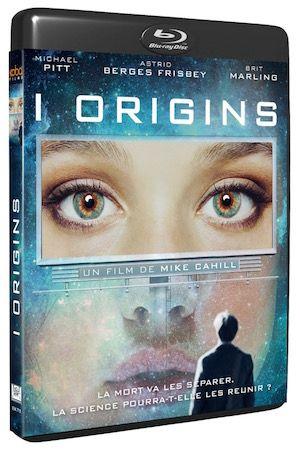 """Partagez cet article A l'occasion de la sortie du film """"I Origins"""" en Blu-ray et…"""