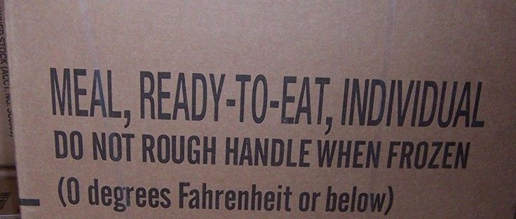 MREs and Freeze-Dried Food 62118: Random Lot Of 4 Military Meal Ready To Eat (Mre) Military Field Ration -> BUY IT NOW ONLY: $30.5 on eBay!