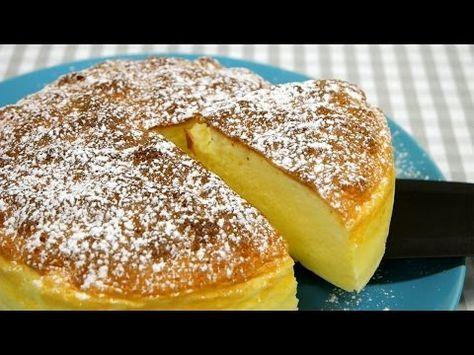 Japansk ostekake med 3 ingredienser Denne kaka er så luftig og lett at den smelter i munnen. Den ble raskt en ny favoritt da vi laget den. Har du lyst å prøve deg på den behøver