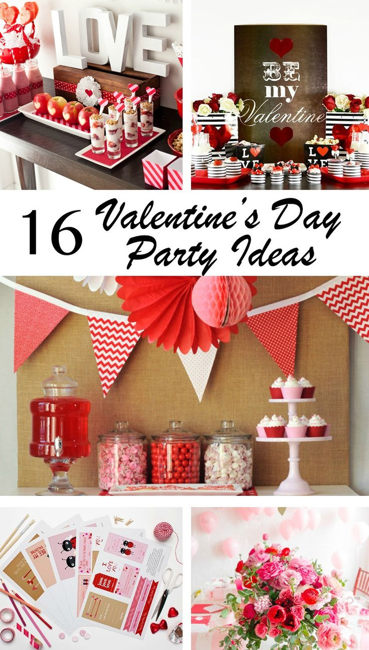 1000 images about valentine 39 s day party theme ideas on pinterest. Black Bedroom Furniture Sets. Home Design Ideas
