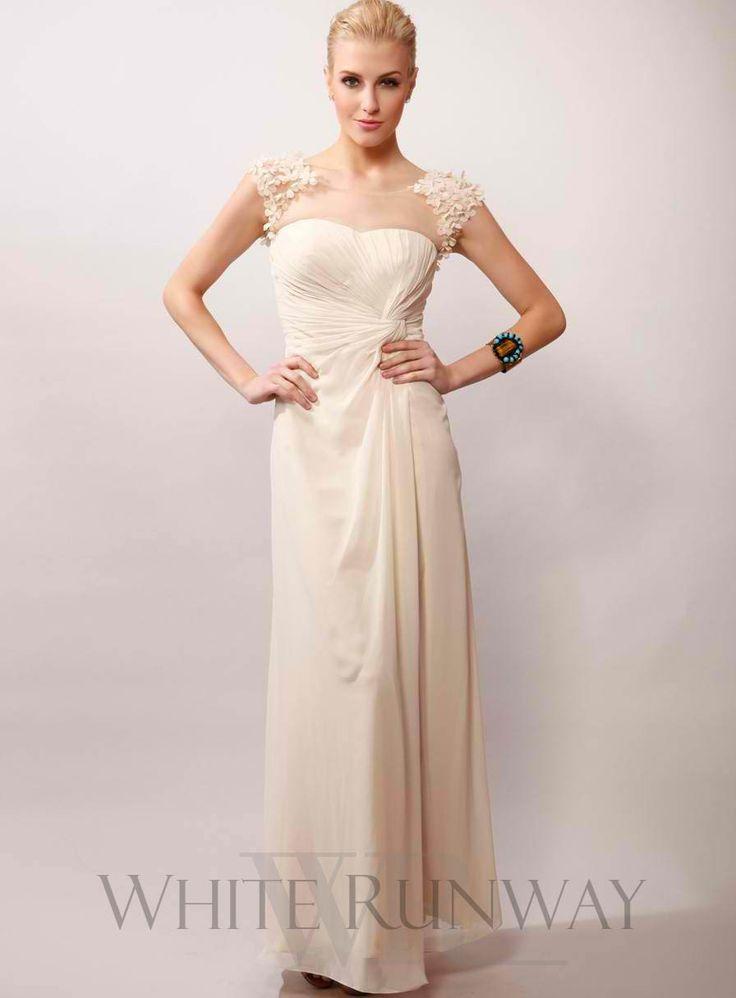 Charlotte Sheer Dress