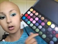 Meet Talia Joy Castellano, a 12-year-old cancer patient who spends her hours sharing her mastery of makeup with thousands of fans.  Ch-ch-check out the tutorial video (top) to see just what this...