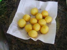 Aprenda a preparar a receita de Bolinho de Batata com Queijo (melhor do que batata-frita)