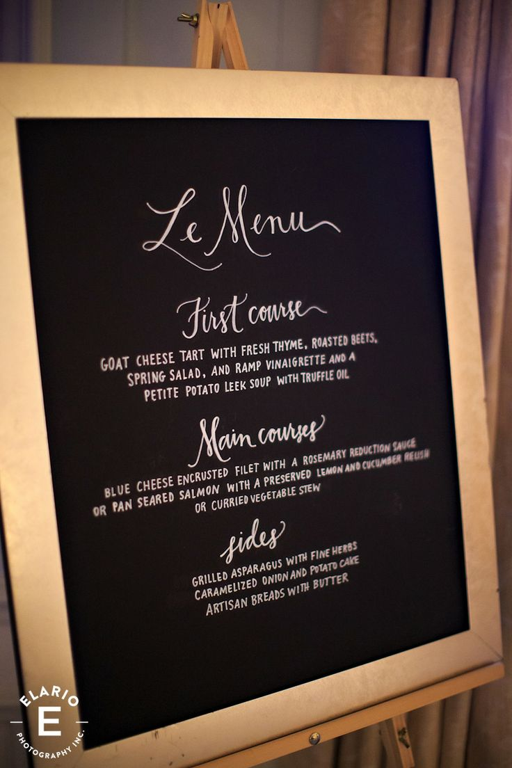 best 25 wedding menu chalkboard ideas on pinterest menu