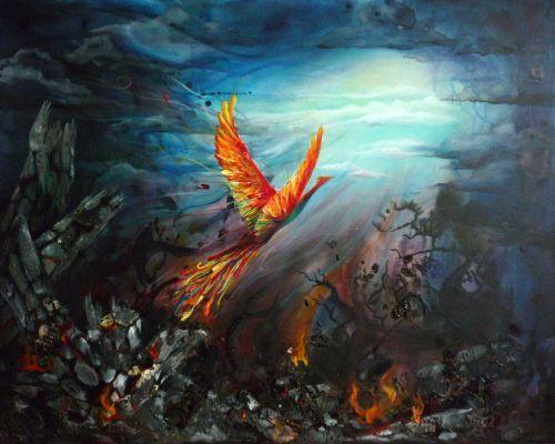 Phönix aus der Asche ~ Deborah Wulff