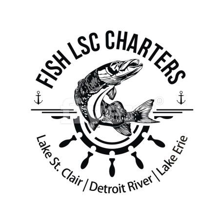 Omjhody I Will Create Your Fishing Club Logo Design In 48 Hours For 5 On