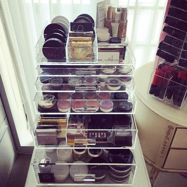 Natasha Sahashi's Style Blog What Makes You Happy ?!  : The LUX BOX™ makeup box (International Version )