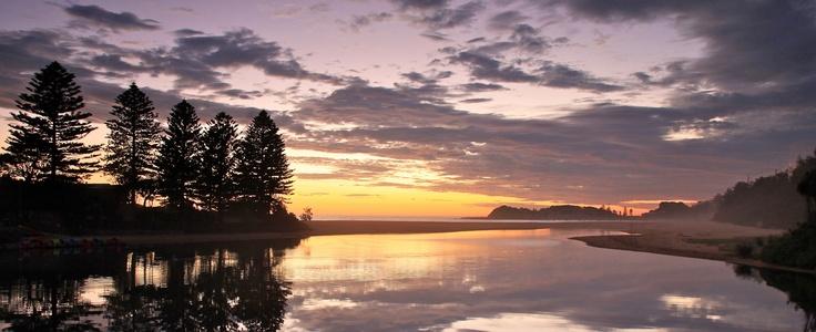 The Estuary, Terrigal, N.S.W Australia.