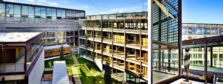 Sede del COAM Madrid - Gonzalo moure