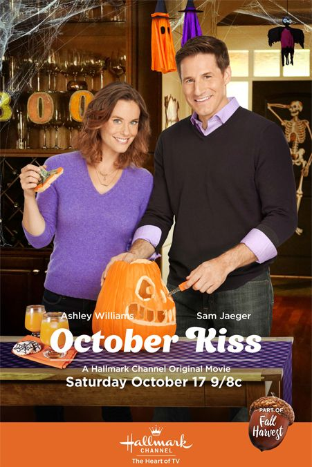 Its a Wonderful Movie - Your Guide to Family Movies on TV: This Weekend on TV: Step into Hallmark's Pumpkin Patch with Ashley Williams, an Inspiring Film to premiere on UP, plus Tom's Selleck new Hallmark Mystery is Written in Stone!