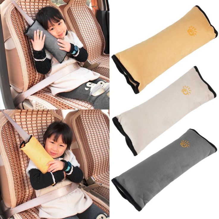 2016 Baby Auto Pillow Car Safety Belt Protect Shoulder Pad adjust Vehicle Seat Belt Cushion for Kids Children hot Store