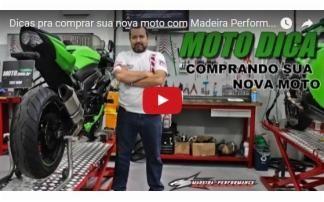 Vídeo: Dicas para comprar uma moto usada com Madeira Performance