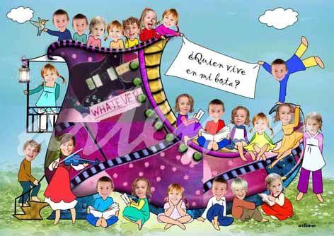 orlas infantiles.net, orlas infantiles para colegios, guarderías y ludotecas
