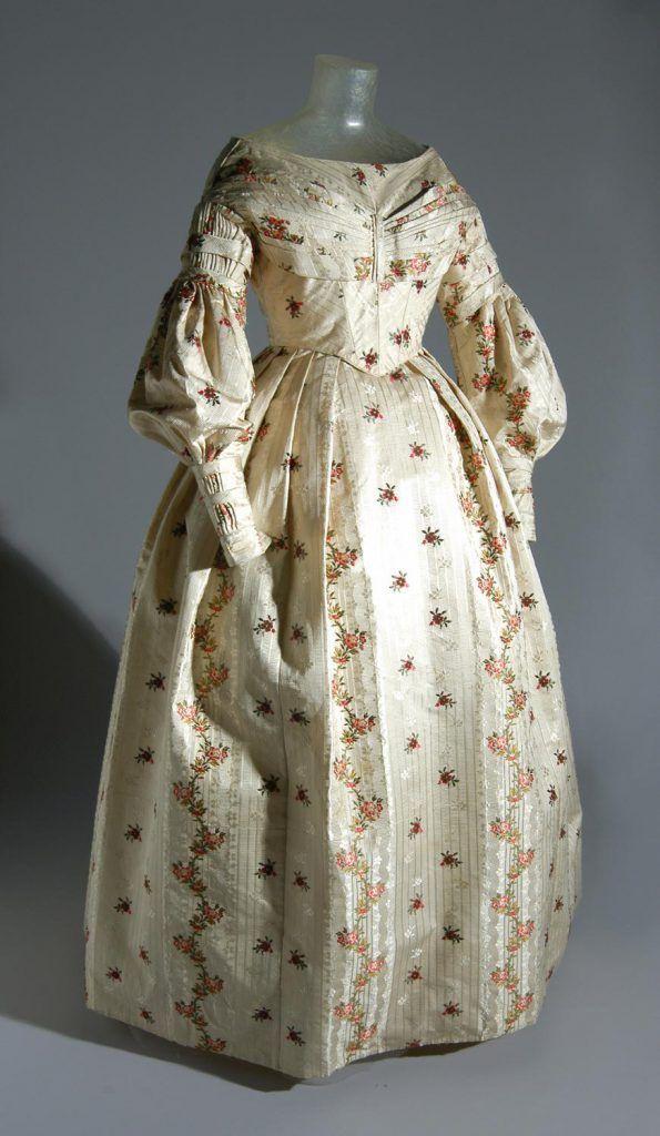 Die 1830er Jahre in modischen Kleidern: Ein visueller Leitfaden für das Jahrzehnt | Autor Mimi Matth ...