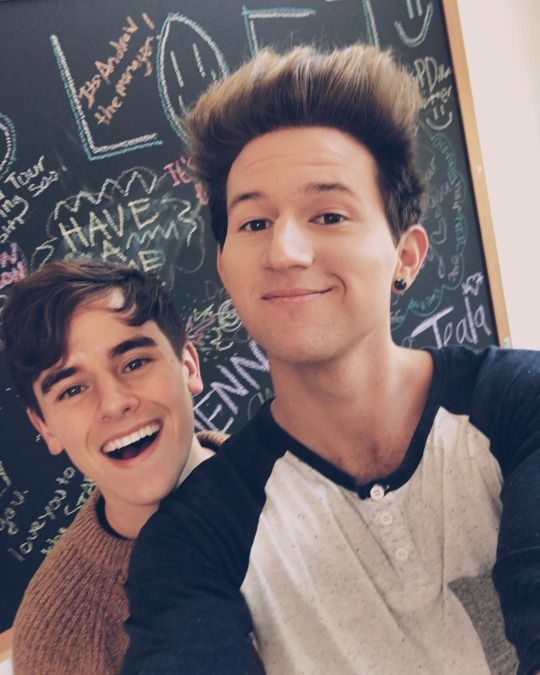 ((had to change my connor FC to ricky dillon))
