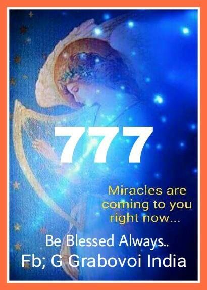 Miracles are coming