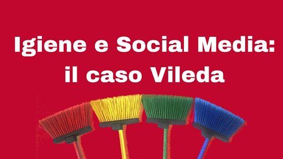 Alla ricerca di consigli preziosi per le pulizie della casa, mi sono imbattuto nel brand Vileda. Interessante case history di blog e social media aziendali.
