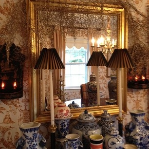 Chinoiserie Chic: A Chinoiserie Christmas - My Chinoiserie Home