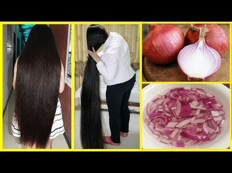 How To Get Long & Thick Hair, Stop Hair Fall & Get Faster Hair Growth In 7 Days - YouTube