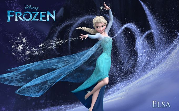 Elsa In Frozen Wallpaper http://beyondhdwallpapers.com/elsa-in-frozen-wallpaper/ #Wallpaper #Movies #Frozen #Disney #Wallpapers #Movie #HD #HighDefinition