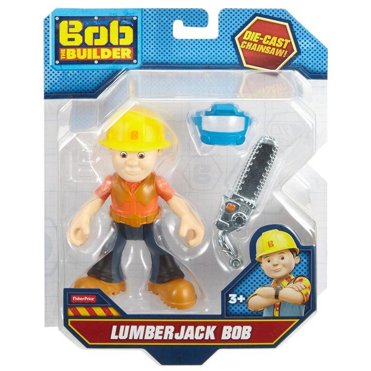 Bob de Bouwer Mini-Metal Actiefiguren Lumberjack Bob  Bob de Bouwer Mini-Metal Actiefiguren â Lumberjack Bob  EUR 22.95  Meer informatie