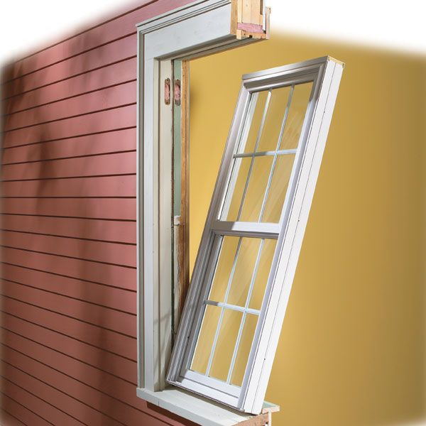 How To Install Vinyl Replacement Windows Beautiful Great
