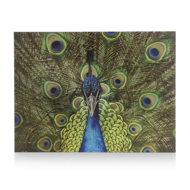 COCO Maison Peacock schilderij koop je snel én zonder verzendkosten bij  Deleukstemeubels.nl