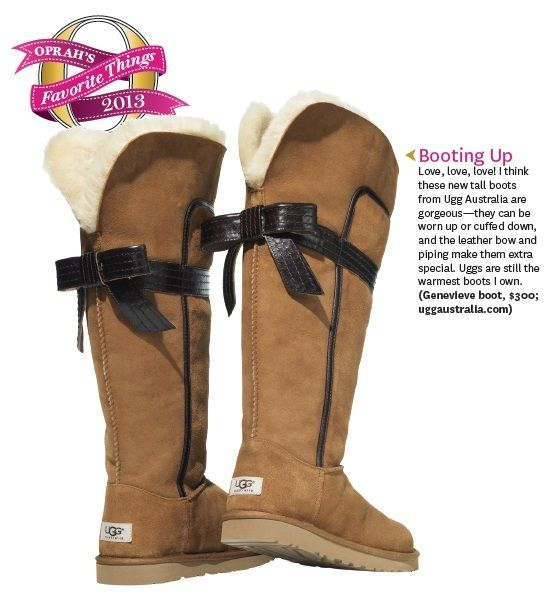celebrity ugg boots 2013
