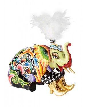 Escultura Elefante Soliman - Thomas Hoffman #tomsdrag #thomashoffman #decoracao #escultura #amandapresentes #elefante
