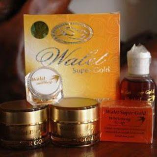 Cream Walet Super Gold / Cream Wallet Premium