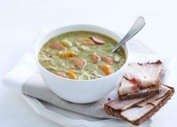 #Watetenwevandaag: Klassieke erwtensoep met roggebrood en katenspek  http://ift.tt/2lOjxGO #wewv #recept Voorgerechten