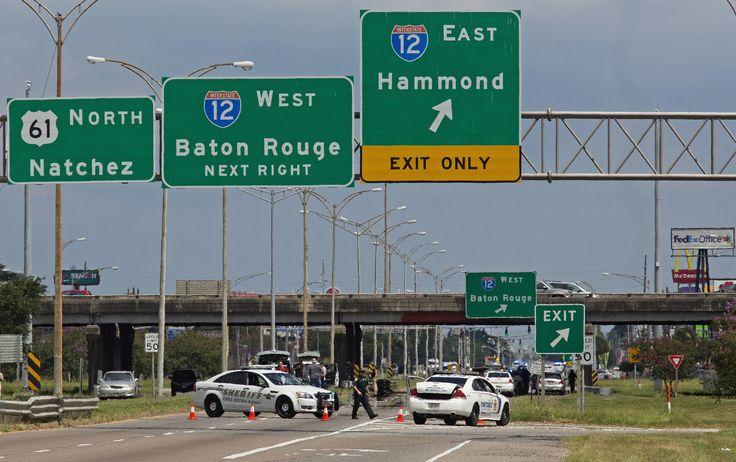 Baton Rouge police shooting updates: Gunman identified, described as 'black separatist' - LA Times
