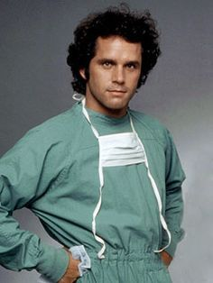 Greg Harrison Trapper John MD #49 - Actor Gregory Harrison • Where Hollywood Hides... the home of classic TV, movies, music, & celebrities!