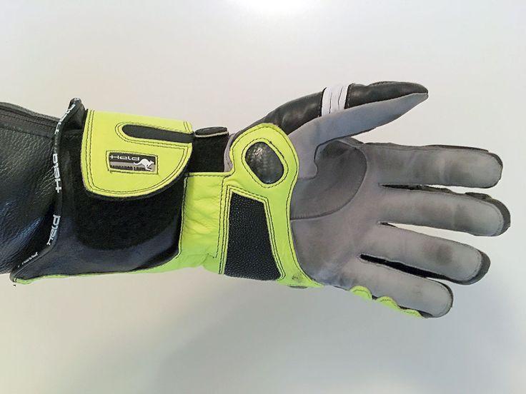 Ausprobiert #Held Titan Evo #Handschuhe in #kradblatt Ausgabe 11/17  #kradfahrn