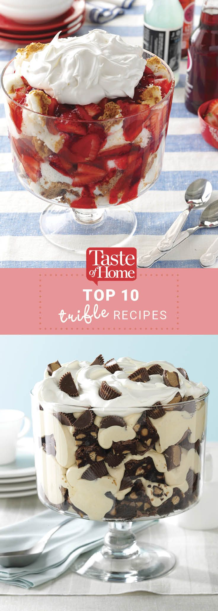 Top 10 Trifle Recipes from Taste of Home