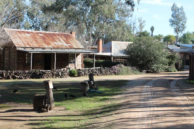 Pioneer Settlement - Swan Hill