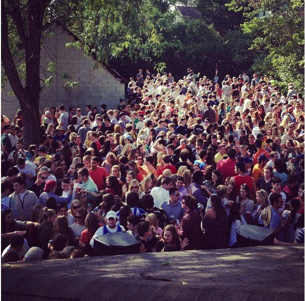 #16 Miami University of Ohio, Oxford, Ohio / 2013 / Rated #16 top party school, Princeton Review, 2013-2014