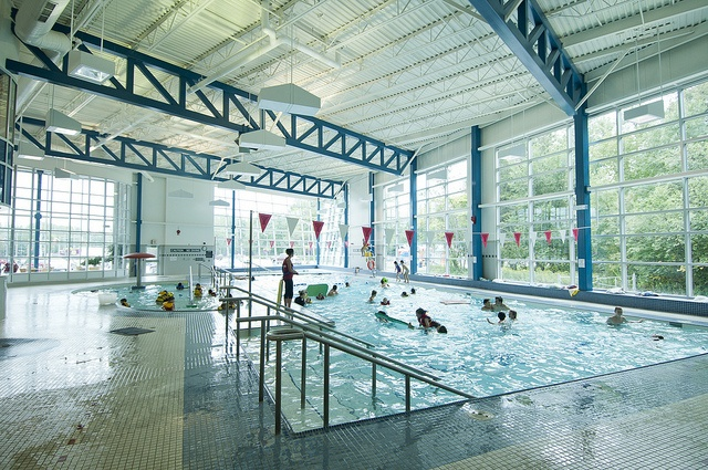 The YMCA of Wasaga Beach offers swimming lessons for kids and adults